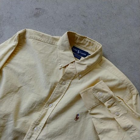 Polo by Ralph Lauren L/S Shirt YLW
