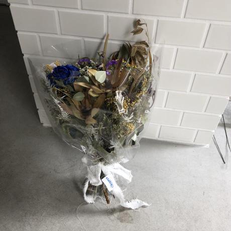 ciatre×Robinet+PETALE blue rose dry L