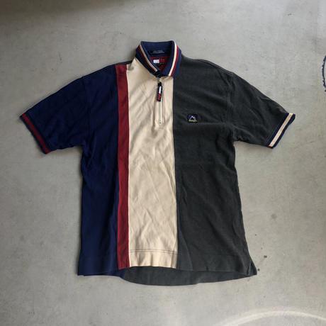 90s TOMMY HILFIGER Half Zip Shirt