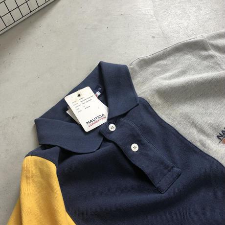 Dead Stock 90s NAUTICA S/S Polo Shirt
