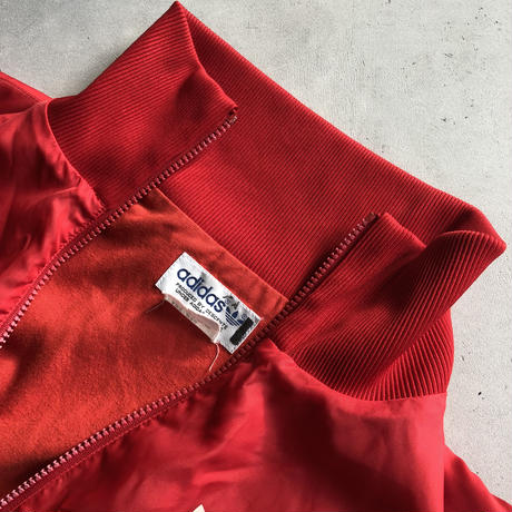 80s~ adidas Zip-Up Nylon Blouson