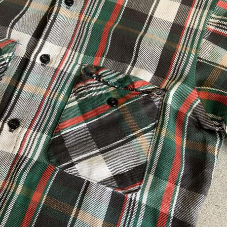 Check  shirt GRN
