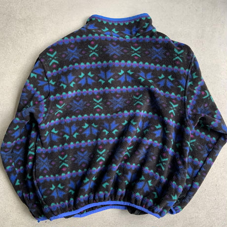 80s~ L.L.Bean Fleece Pullover