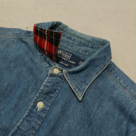 Polo by Ralph Lauren L/S Denim Shirt