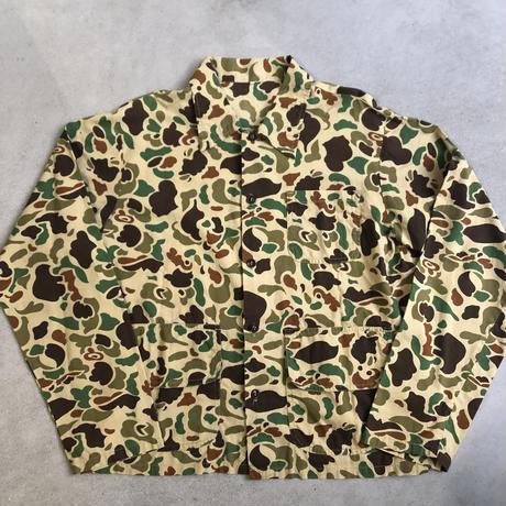 Camo Hanting Shirt Jacket