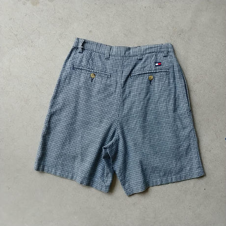 90s TOMMY HILFIGER Cotton Shorts