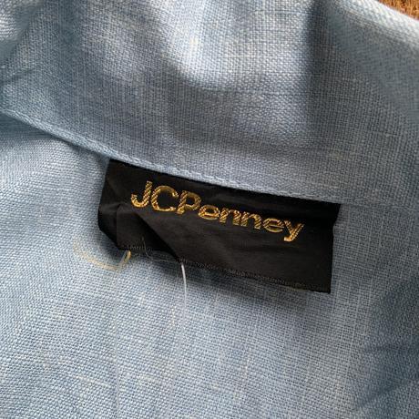 Old jc penny safari shirt BLU