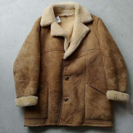 Old Canterbury Mouton Coat