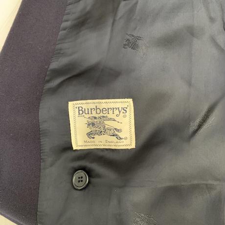 Old Burberry Tailored  jacket NAV