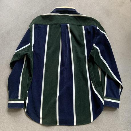 90s tommy cords str shirt GRN