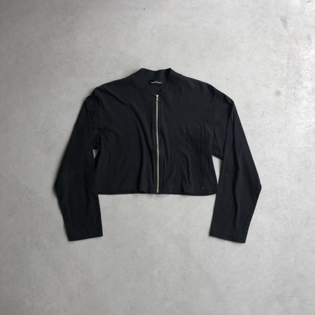 90s tricot COMME des GARCONS Zip Up Jacket