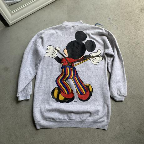 Old disniy Sweat GRY