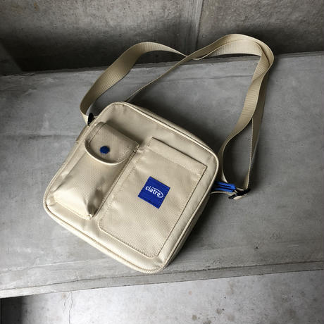 ciatre blue accent bag CREAM