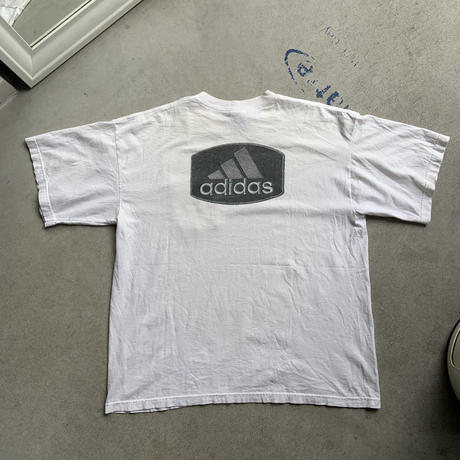 90s Adidas Pocket tee