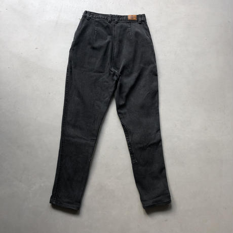 ~90s MILLER'S Black Denim Pants