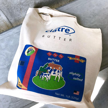 ciatre butter package tote
