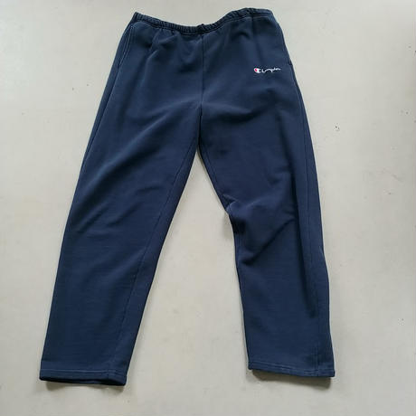 90s Champion Sweat Pants Navy