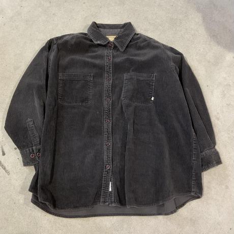 Cotton ginny plus Corduroy shirt jacket BRW