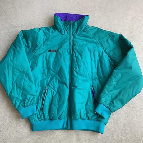 90s~ Columbia Reversible Jacket