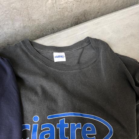 ciatre crack logo tee S/S