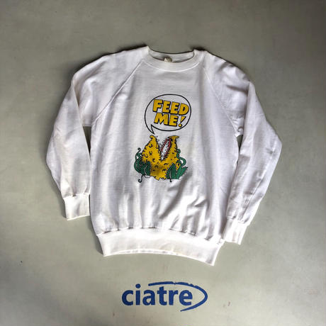 80s Euro Little Shop Of Horrors Sweat