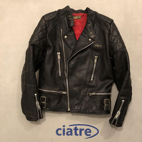 70s Lewis Leathers riders jkt