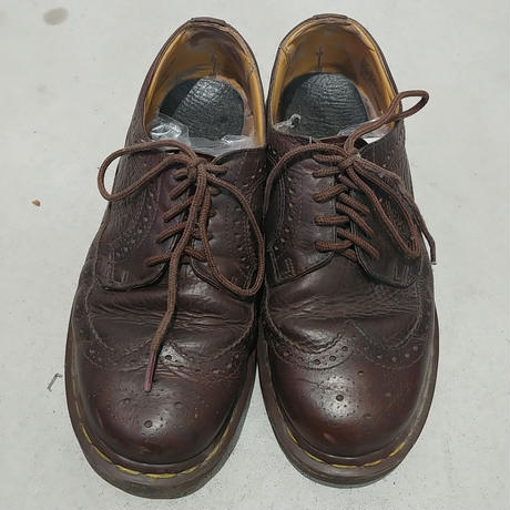 Dr.Martens Short Boots Wing Tips