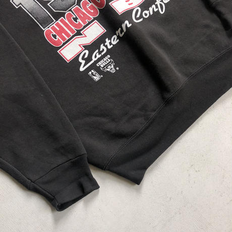 90s NBA CHICAGO BULLS Sweat Pullover