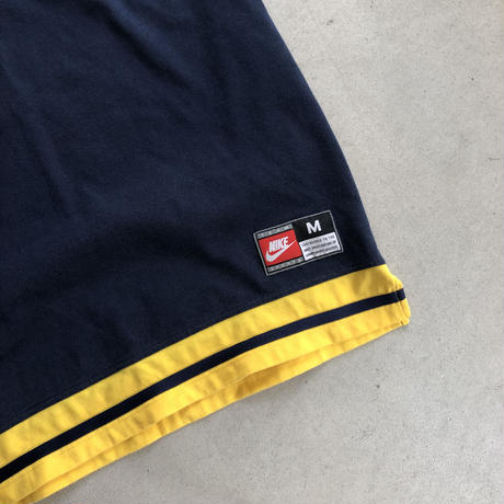 90s NIKE S/S Game Shirt NVY