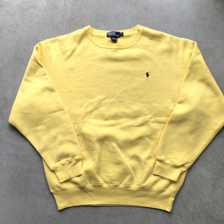 Polo by Ralph Lauren Sweat Pullover YLW