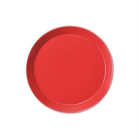 パシオン ロッサ 17cmプレート    寸法:17φ×2.2H㎝