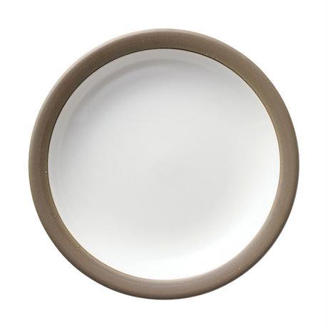 ハーベスト モーニングホワイト 21.5cmデザート皿    寸法:21.5φ×3H㎝
