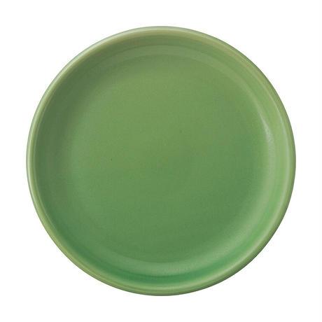 カントリーサイド ジェイド 19.5cmケーキ皿    寸法:19.8φ×2.9H㎝