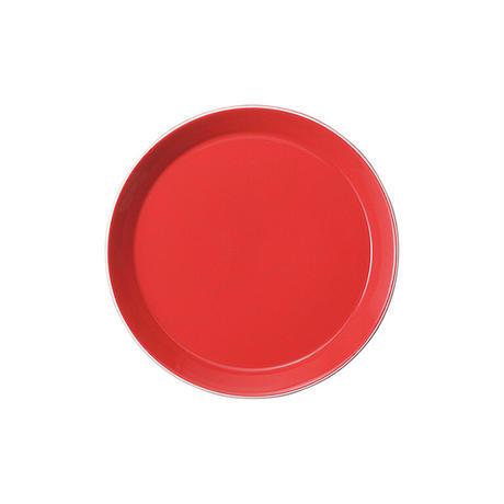 パシオン ロッサ 15cmプレート    寸法:15.3φ×2H㎝
