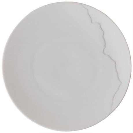 カリタ継27cmディナー(ビスク)    501-34141402  寸法:D27.3×H2.2(cm)