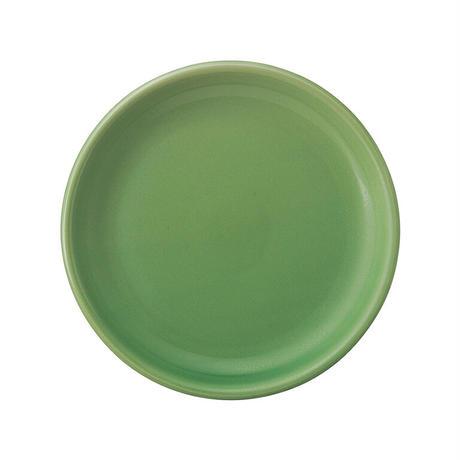 カントリーサイド ジェイド 15cmパン皿    寸法:15φ×2.5H㎝