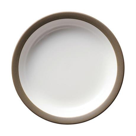 ハーベスト モーニングホワイト 22cmカレースパゲティボウル    寸法:22.4φ×3.7H㎝