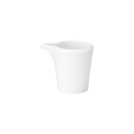 スパダ ピュアホワイト クリーマー    寸法:9.4×7.3×8.3H㎝ 210cc