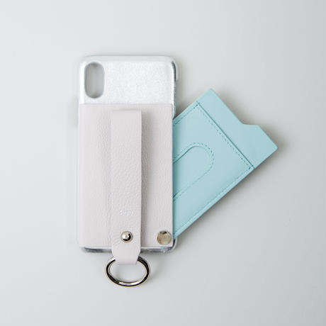 tov MIXY / iPhone case X/Xs  (Silver)