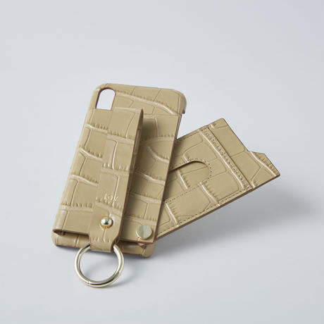 tov PICK / iPhone case X/Xs  (Beige)