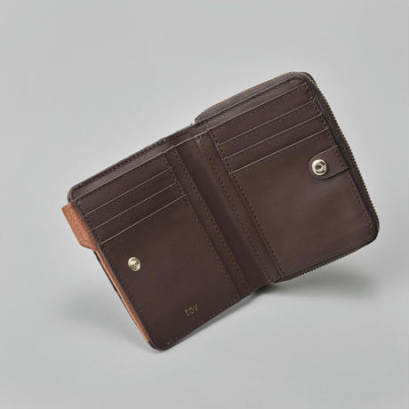 tov MIXY / Wallet (Brown)