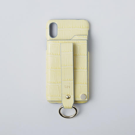 tov PICK / iPhone case X/Xs  (Yellow)