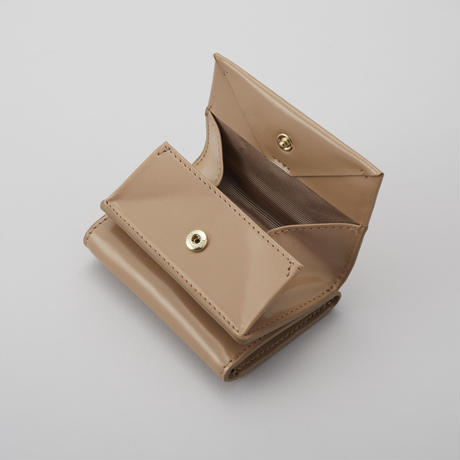 ADD CULUMN PICO/Wallet(Beige)