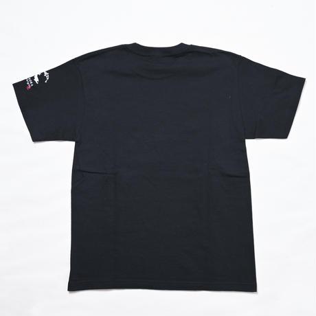 山古志NISHIKIGOITシャツ(ブラック)