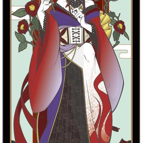 日本神話 神託札