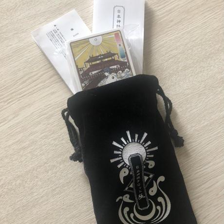 日本神話タロット 極 フルデッキ 第弐版 巾着版