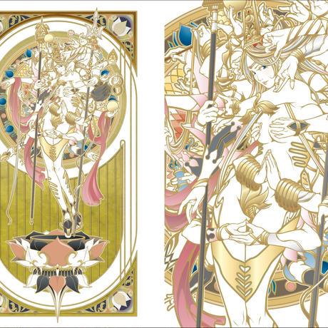 現代仏画 七観音篇