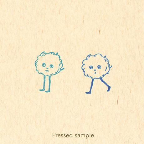 STAMP   - ほこり -