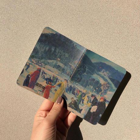 RO-BIKI NOTE MUSEUM SERIES WINTER