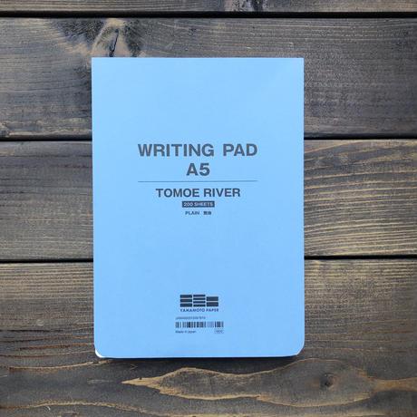 WRITING PAD A5 / TOMOE RIVER